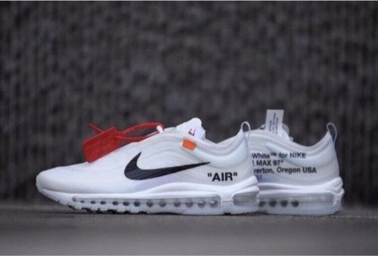cozy fresh 05fa1 ea9f1 Off White X Nike Air max 97 'The Ten' Virgil Abloh | in Neasden, London |  Gumtree