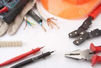 Electrician - Hire me!