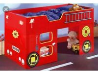 Fire engine mid sleeper