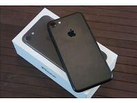 BRAND NEW Apple iPhone 7 (Latest Model) WITH WARRANTY - 32GB - Black (Unlocked) Smartphone