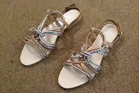 Ladies Missguided sandals brand new size 7