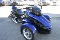 Can Am Spyder RS 2010 à vendre