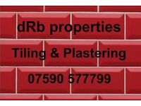 TILING AND PLASTERING