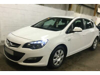 Vauxhall/Opel Astra FROM £20 PER WEEK!