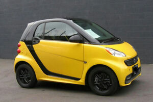 2013 Smart Fortwo Passion City Flame Edition+Warranty Till 2019