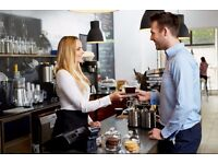 Barista needed for coffee shop - IMMEDIATE START!