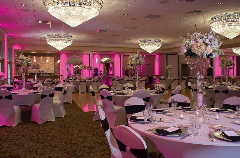 Wedding Party Venue Decorations Heavy Duty Backdrop Hire From 60