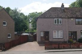 Spacious End Terraced 2 Bedroom Extended House, Located in Leven, Fife, Scotland