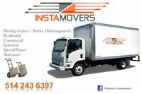 Toronto to Montreal, Moving Services/movers, deliveries