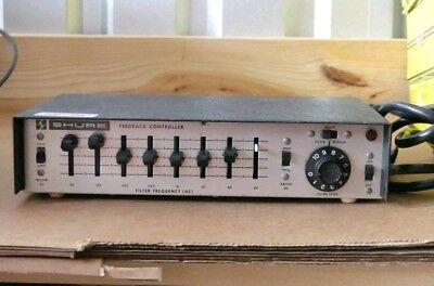 Shure M610 Feedback Controller