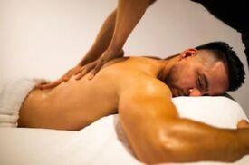Fit & Athletic Safe Male Masseur in London - Massage for Men