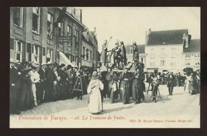 France-Procession-de-FURNES-La-Trahison-de-Judas-PPC