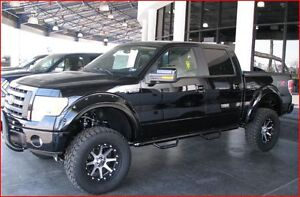 Marchepieds Wheel-to-wheel F150 Crew Cab 09-14