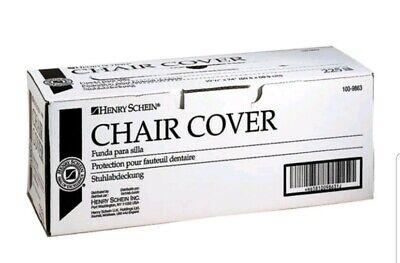 Henry Schein Cover Chair Hsi 27.5 In X 24 In 225bx 4 Bxca 100-9863