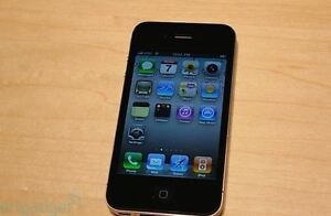 iPhone 4 16GB - Black - Rogers