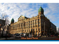 Belfast-Donegal Square West (BT1) Office Space to Let