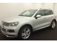 Volkswagen Touareg R-Line FROM £98 PER WEEK!