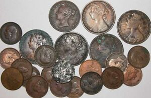 Wanted to Buy: Old British Coins