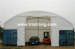 storage container shelter