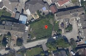 Building Plot With Planning Granted For A 3 Bed Detached Bungalow - Desirable Location