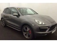 PORSCHE CAYENNE 3.0 V6 D 260 PLATINUM EDITION GTS TURBO FROM £155 PER WEEK!