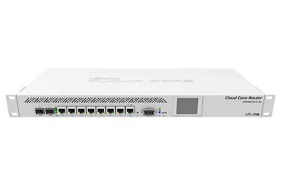 Mikrotik CCR1009-7G-1C-1S+ Cloud Core Router 7xGbit LAN, 1xSFP+, 1xmicroSD, Rack
