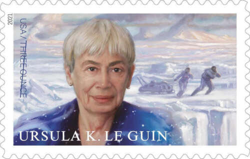 5619 Ursula K. Le Guin US Single Mint/nh FREE SHIPPING Delivery After 7/27