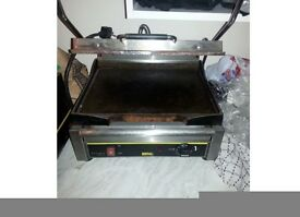 buffalo contact electric grill L519