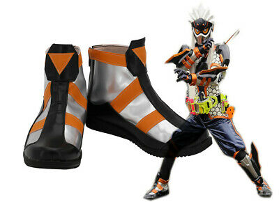 Masked Kamen Rider Fuma Cosplay Kostüme Costume Schuhe Shoes Ninja Gamer Neu - Kamen Rider Kostüm
