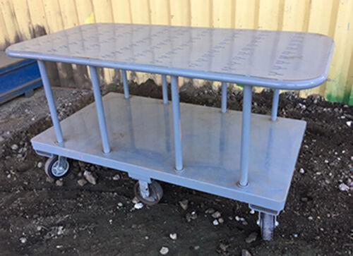 """32"""" x 60"""" Horizontal Panel Cart"""
