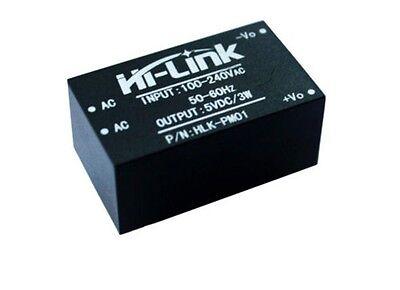Q15274 Hlk-pm01 Ac-dc 220v To 5v Step-down Power Supply Module Household Switch