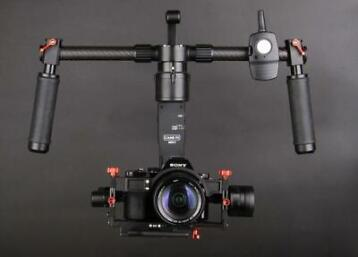 CAME-TV Mini 3 3-Axis Gimbal Stabilizer 32bit boards With