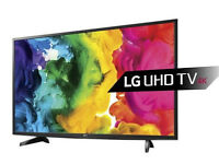 UHD 4K Smart TV (49 inch) - Brand new