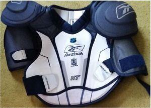 Reebok shoulder pads