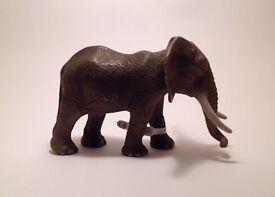 Schleich Large Elephant Figure Animal Toy - BNWT Loose