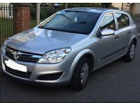 Vauxhall Astra - 34,600 miles on clock