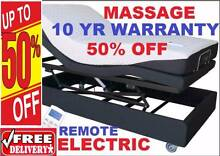 MASSAGE Electric Lift Bed -UP TO 65% OFF- Long Single FREE DEL* Toowoomba 4350 Toowoomba City Preview