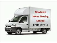 HOUSE REMOVALS + VAN AND MAN SERVICE
