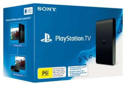 "Buying: PlayStation TV ""PS Vita TV"" New/Used."