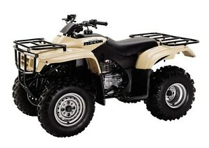 WANTED: ATV for a beginner rider.