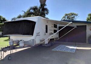 2010 Jayco Outback Expanda 18.57-6 Semi-Off Road
