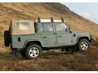 Land Rover Defender truck cab 2008