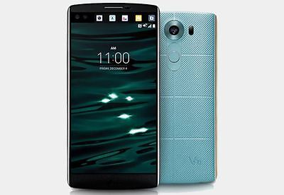LG V10 H900 - 64GB - Opal Blue (AT&T) ANY GSM Unlocked Smartphone