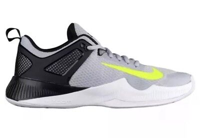 b74a259d222e5 Nike Air Zoom Hyperace Volleyball Shoes 902367-007 Women s US 10.5 Grey NEW   115