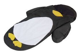 LittleLife Penguin toddler travel bed
