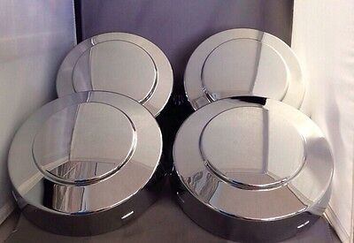 NEW 1999-2004 FORD F350 1-ton Dually Front & Rear Center Cap SET
