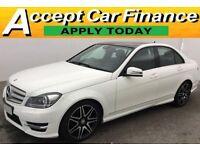 Mercedes-Benz C220 FROM £88 PER WEEK!