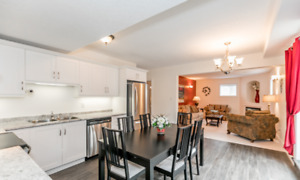 Lovely 1 bedroom apartment for rent in Barrie area!