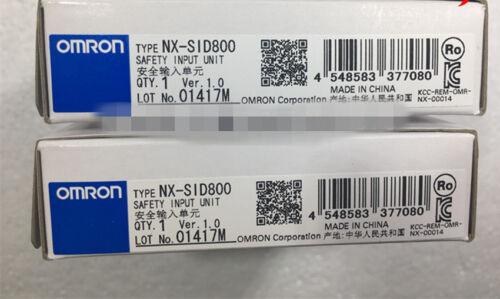 1pc New Omron  Nx-sid800