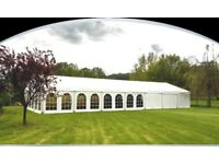 Marquee Hire and furniture hire for Weddings, Home and Corporate Events.